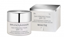 Crema albire depigmentare SPF15 - White Day Protection SPF 15