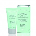 Crema- tratament pentru tenul gras- Oil-free Moisturizing Gel Pure Solution