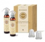 Vacuum Massage Pack Bruno Vassari - Kit masaj anticelulitic