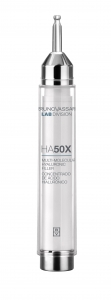 Serum concentrat cu acid hialuronic-Multi-molecular hyaluronic filler